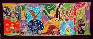 Goddess Dance 1